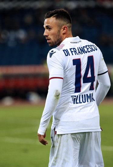Federico Di Francesco (Bologna), attaccante.