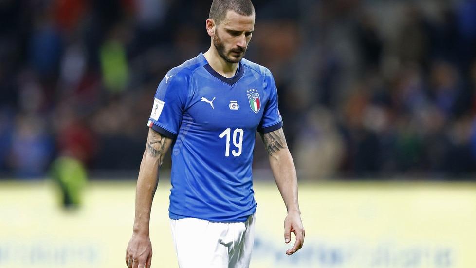 Leonardo Bonucci (Milan), difensore.