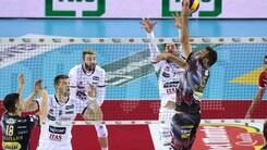 Volley: Superlega, Perugia-Trento in campo per il posticipo della 7a giornata