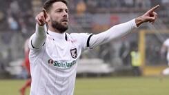 Serie B Palermo, Rispoli: «Vogliamo tornare in Serie A»