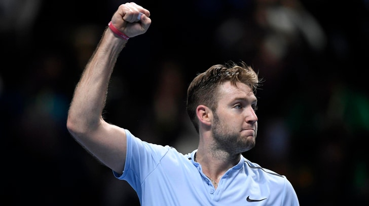 Atp Finals 2017, Sock supera Cilic in rimonta