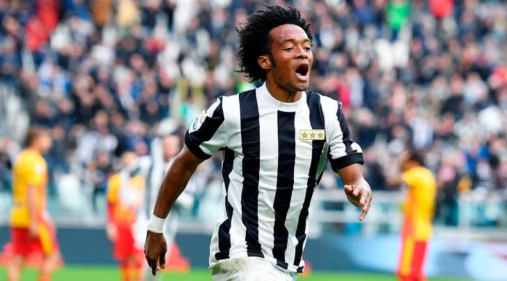 La Juventus fa rotta sulla Sampdoria con il rebus Cuadrado