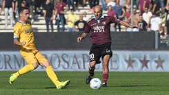 Serie B Salernitana, Rosina fuori un mese: problemi al tendine
