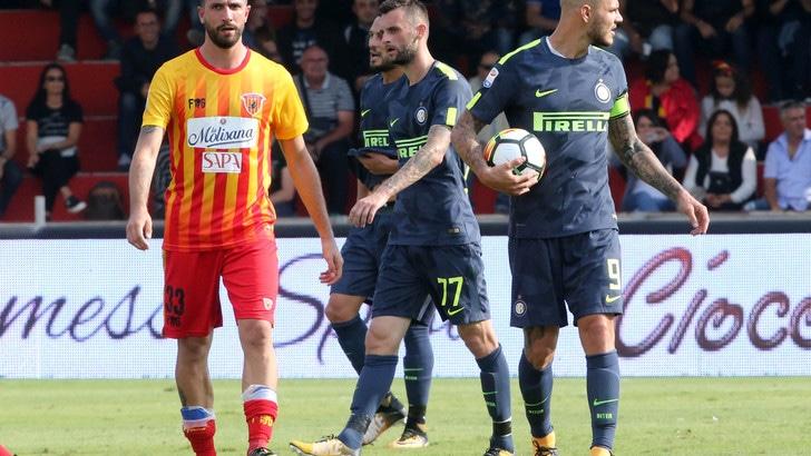 Serie A Benevento, differenziato per Iemmello e Antei