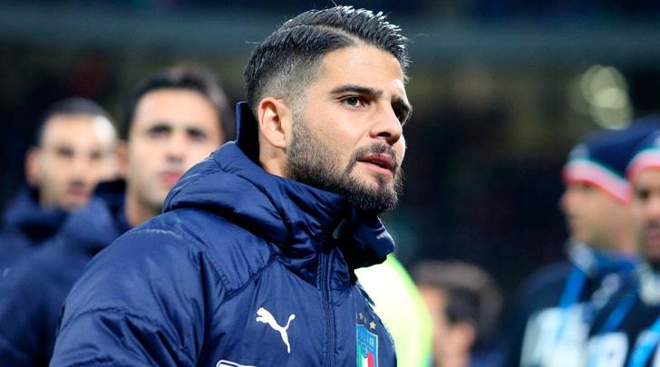 Insigne: «Chiediamo scusa all'Italia. Ora voglio lo scudetto con il Napoli»