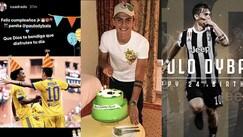 """Buon compleanno Paulo! Gli auguri """"social"""" a Dybala"""