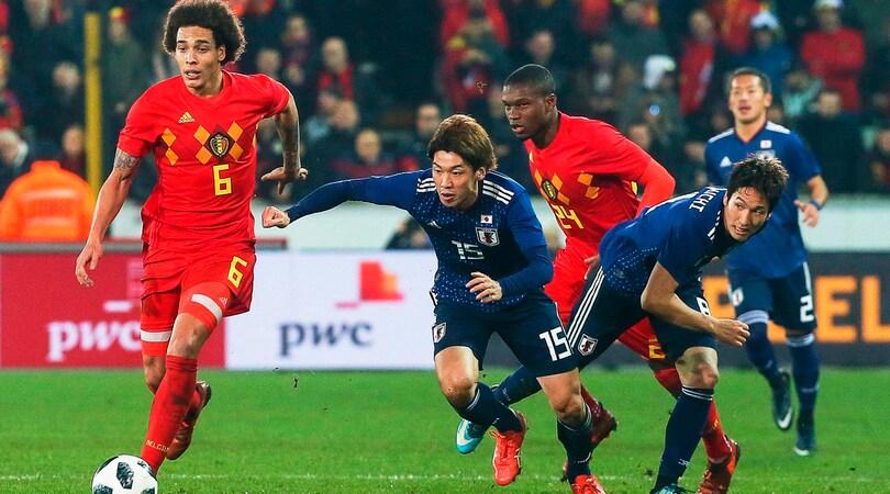 Belgio-Giappone giocata nonostante la minaccia di un attentato