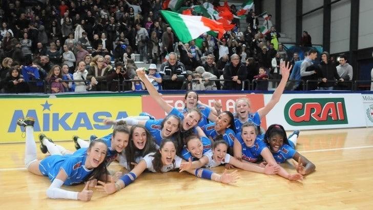 Volley: Nazionali Giovanili, questi i calendari delle qualificazioni agli Europei