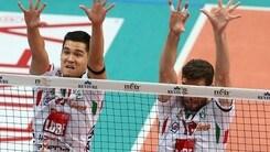 Volley: Superlega,  Civitanova-Piacenza anticipano a domani la sfida della 12a giornata