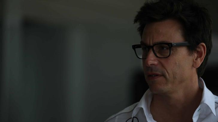 F1, Wolff: «Hamilton non ci lascerà dall'oggi al domani»