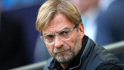 Liverpool, Klopp ricoverato: malore, salta l'allenamento