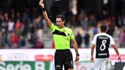 Serie B arbitri: Ghersini per il Palermo. Novara-Bari a Pillitteri