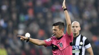 Serie A arbitri: Samp-Juventus a Guida. Nel derby Roma-Lazio c'è Rocchi