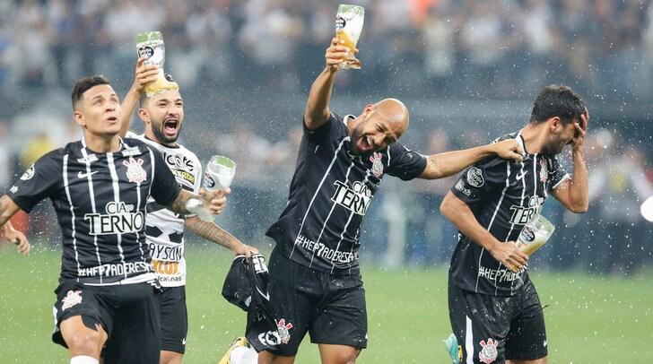 Brasile, il Corinthians si laurea campione!