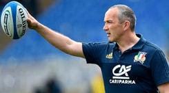 Rugby, O'Shea: «Contro l'Argentina sarà una gara fisica»