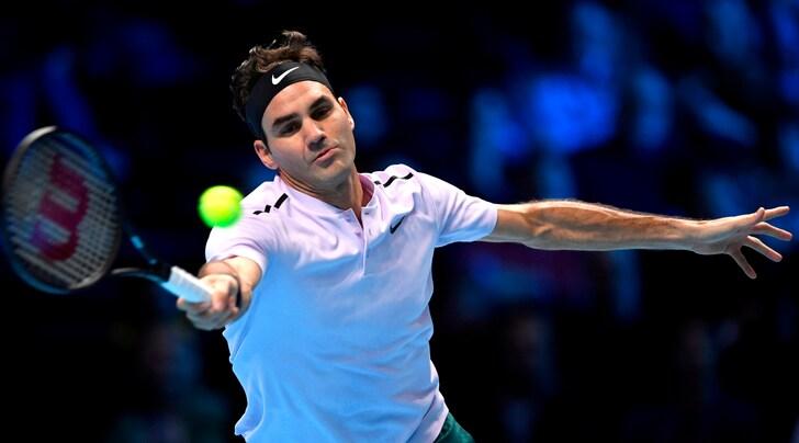 Atp Finals, Federer batte anche Cilic: è la terza vittoria