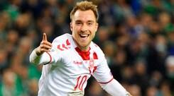 Calciomercato, dalla Spagna: «Sfida Barcellona-Juventus per Eriksen»