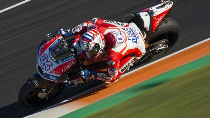 MotoGp Ducati, concluso test a Jerez