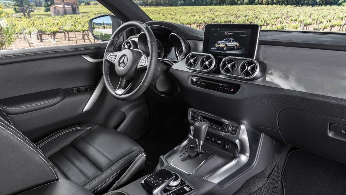 Mercedes Classe X: il pick-up per l'Europa