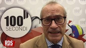 I 100 secondi di Valter Noto: «Juve, riparte la rincorsa al Napoli»