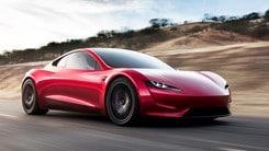 Tesla Roadster, la seconda generazione è sbalorditiva