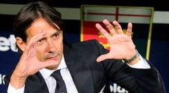 Lazio, Inzaghi: «Immobile? C'è speranza di vederlo in campo»