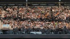 Insulti alla Polizia in codice: daspo a 11 ultrà della Juventus