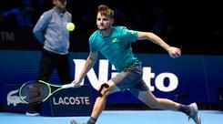 Atp Finals; Goffin quarto semifinalista, battuto Thiem
