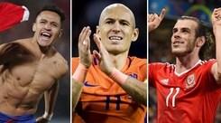 Mondiali 2018, ecco la nazionale dei campioni che non vedremo