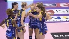 Volley: Champions Femminile, Conegliano e Novara giocheranno nella Pool B