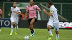 Serie B Palermo, Aleesami: «Vogliamo la promozione in Serie A»
