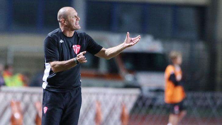 Serie C Padova-Triestina 2-1. Bisoli prova ad andare in fuga