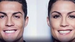 Come sarebbero le stelle del calcio se fossero donne