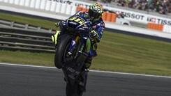 MotoGp, Valentino Rossi insuperabile per solidarietà
