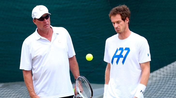 Murray, addio alla collaborazione con Lendl: «Grazie a Ivan, ora punto l'Australia»