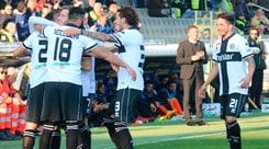 Serie B, Parma in vetta. Novara ko in casa del Bari, Pro Vercelli travolta da Zeman