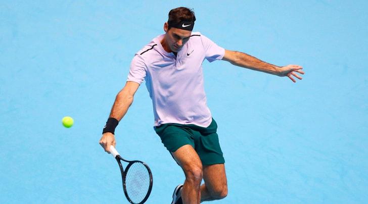 Atp Finals, Federer ko in semifinale: passa Goffin