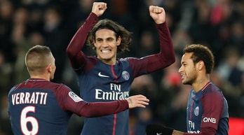 Ligue 1, Psg-Nantes 4-1: Cavani ne fa due