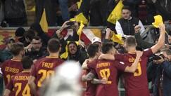 Roma-Lazio 2-1, Perotti e Immobile decidono il derby
