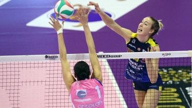 Volley: A1 Femminile, Conegliano non si ferma, travolta Monza