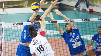 Volley: A2 Maschile, Girone Bianco: Roma è in fuga, Siena perde ma va in Coppa