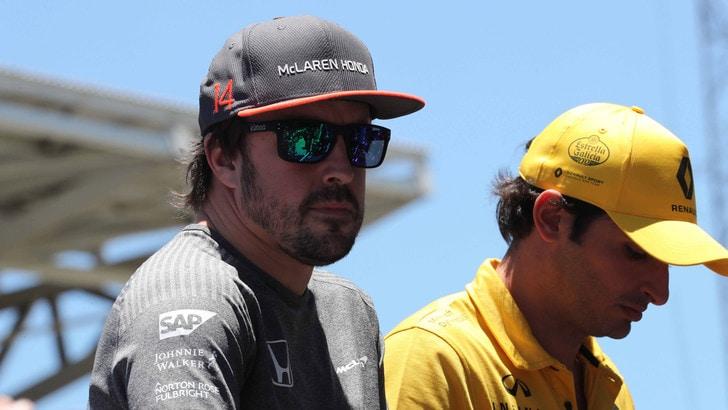 F1, per Alonso test in Bahain con la Toyota
