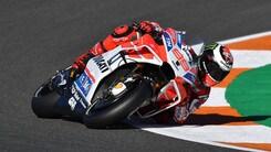 MotoGp, Lorenzo: «È stata una stagione difficile»