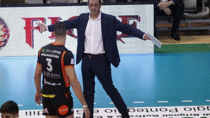 A2 Maschile, Siena si è dimesso Bruno Bagnoli
