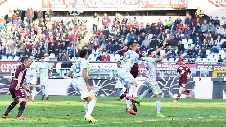 Serie A Torino-Chievo 1-1, il tabellino