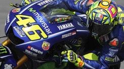 MotoGp, Rossi: «Smettere mi fa paura»