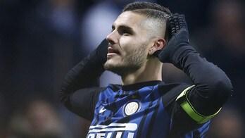Inter-Atalanta 2-0: con Icardi, Spalletti vola a +2 dalla Juve