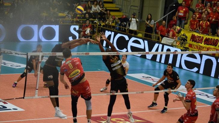 Volley: Superlega: inarrestabile Perugia, vincono anche Modena e Civitanova