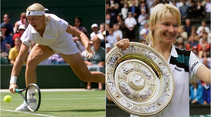 Tennis in lutto, morta a 49 anni Jana Novotna