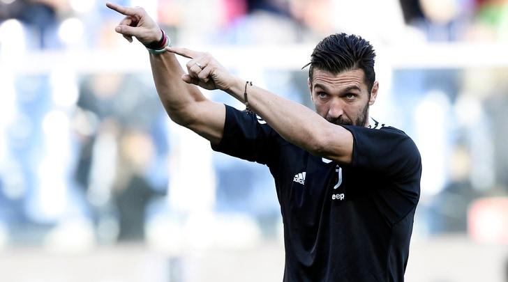Buffon: «Juventus, non ho paura di smettere. Ma dopo non farò il burattino»
